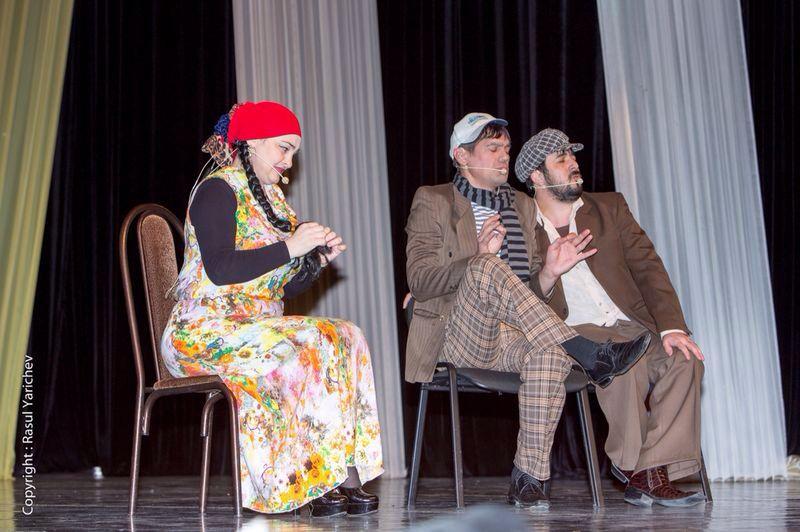 Марет Межиева: «Мы полностью отдаем себя театру»