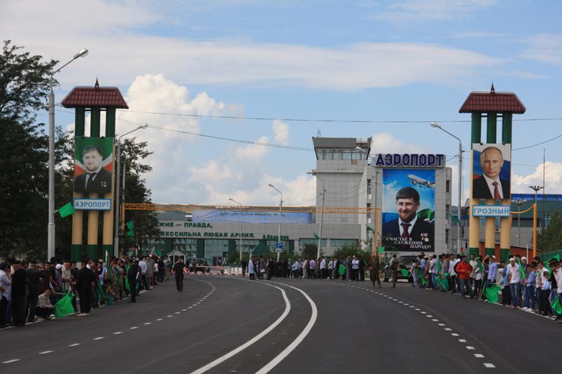 В Чечню привезли священные для мусульман реликвии?
