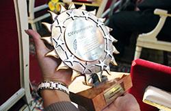 «Грозный –Информ» в числе победителей VI Всероссийского конкурса «СМИротворец-Кавказ»