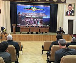 Подписано Соглашение о взаимодействии между Министерством ЧР по национальной политике, внешним связям, печати и информации и Чеченским региональным отделением «ОНФ - за Россию»