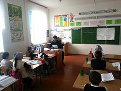 В чеченских школах проходят занятия на противопожарную тематику