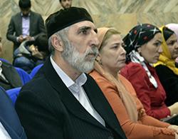 В Доме печати отметили 60-летие Сайд-Хасана Дадаева