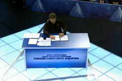 На пресс-конференции Главы ЧР Р. Кадырова, которая длилась 3,5 часа, он ответил на более чем 80 вопросов
