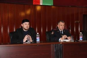 В Ачхой-Мартане состоялось совещание Общественного Совета по противодействию терроризму