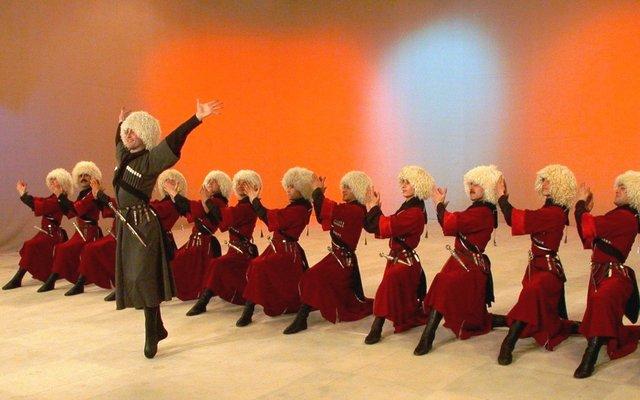 Кавказские народные танцы Гостеприимный Кавказ. как выбрать микроволновую п