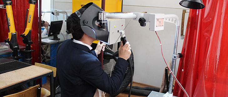 В Чеченском технологическом техникуме прошла олимпиада