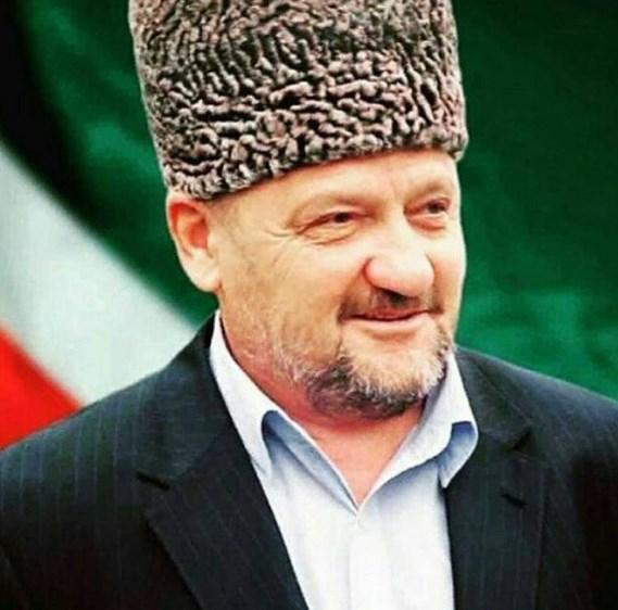 фото ахмад хаджи кадырова