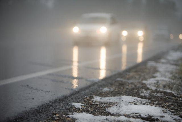 Картинки по запросу туман на дороге фото