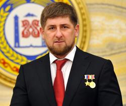 Поздравление Главы Чеченской Республики, Героя России Р.А. Кадырова с завершением учебного года