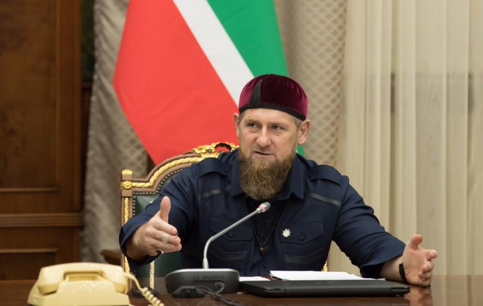 Теракт в Новой Зеландии Twitter: Глава Чечни о теракте в Новой Зеландии: Главарь