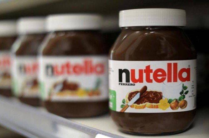 Разве Nutella - не халяль?